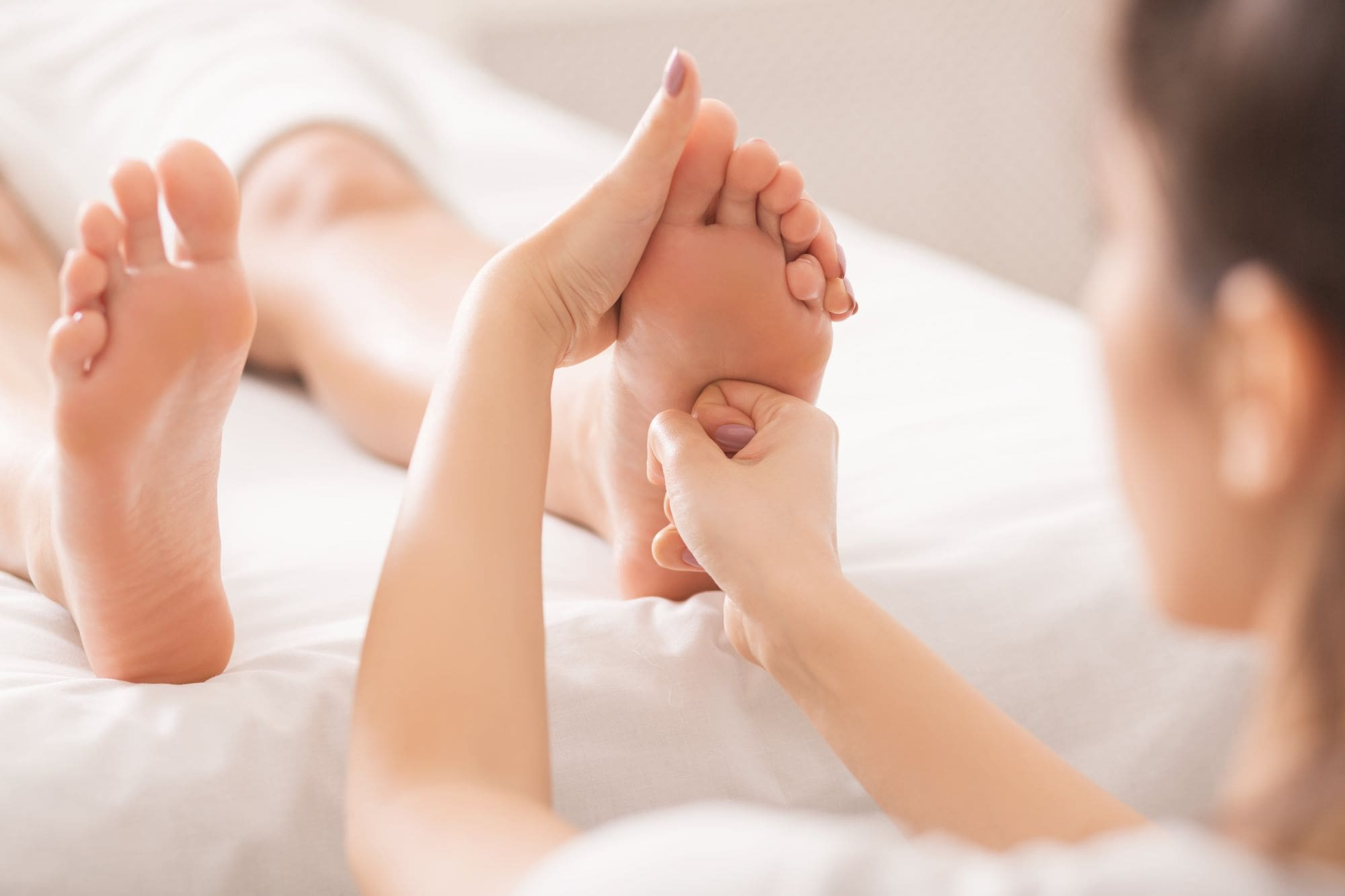 Reflexology - Treatments @ Soul to Sole Wellbeing
